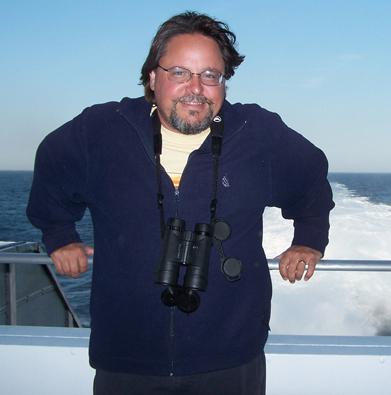 Dr. Hugh Carola from the Hackensack Riverkeeper, Inc